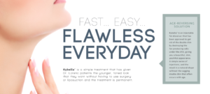 Kybella submental fat dissolver for double chin
