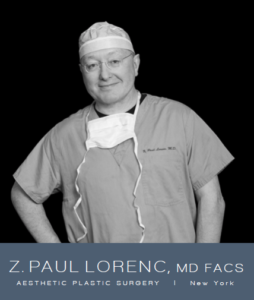 Z Paul Lorenc Plastic Surgeon in NYC