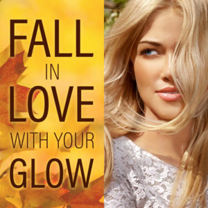 FALL In Love with Your GLOW