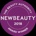 New Beauty Award Winner 2018