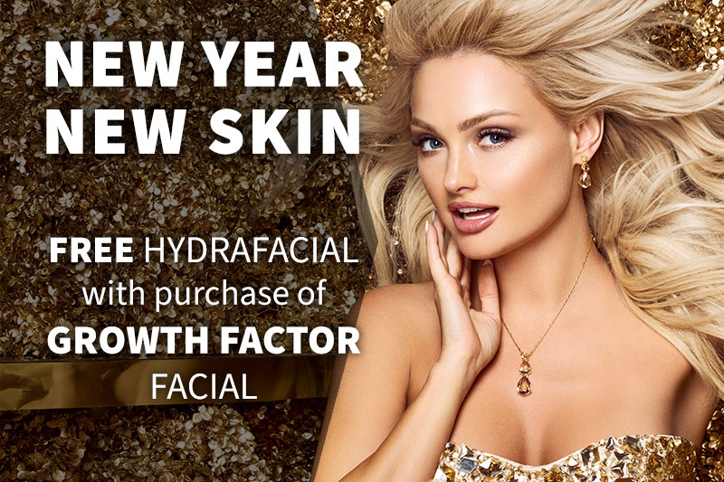 FREE Hydrafacial with Growth Factor Facial